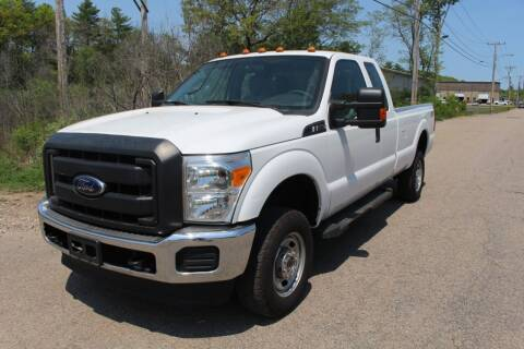 2015 Ford F-250 Super Duty for sale at Imotobank in Walpole MA