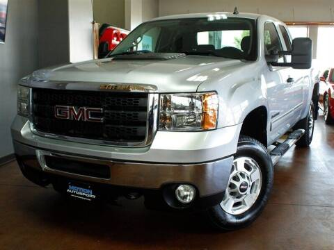2012 GMC Sierra 2500HD for sale at Motion Auto Sport in North Canton OH