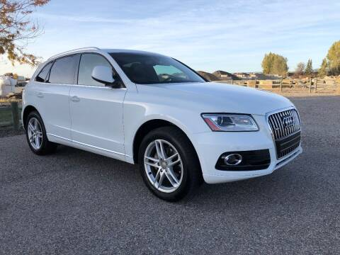 2015 Audi Q5 for sale at 5 Star Truck and Auto in Idaho Falls ID