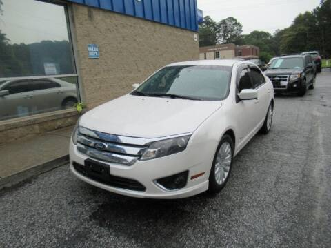 2011 Ford Fusion Hybrid for sale at Southern Auto Solutions - 1st Choice Autos in Marietta GA