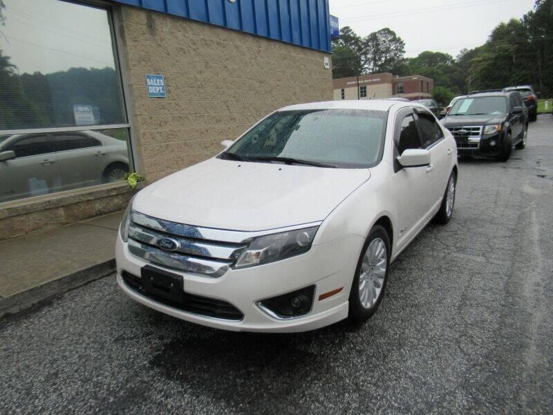2011 Ford Fusion Hybrid for sale in Smyrna, GA