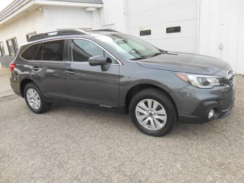 2019 Subaru Outback for sale at Unity Motors LLC in Jenison MI