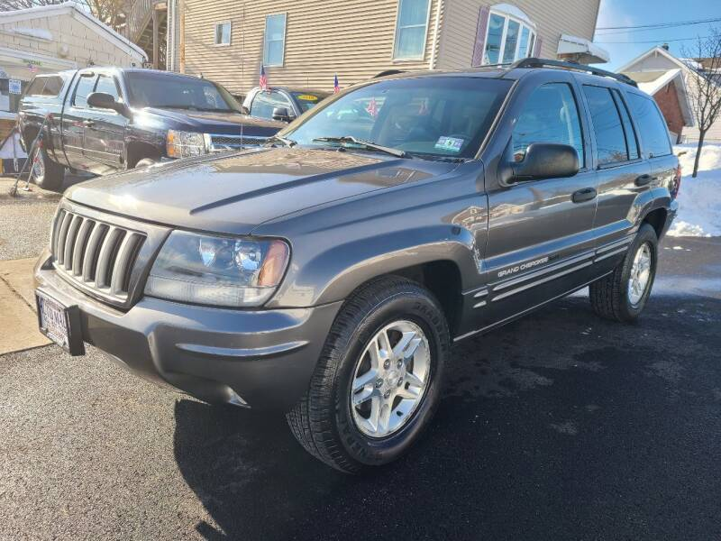 2004 Jeep Grand Cherokee for sale at Express Auto Mall in Totowa NJ