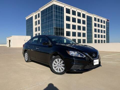 2016 Nissan Sentra for sale at SIGNATURE Sales & Consignment in Austin TX