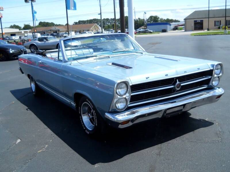 1966 Ford Fairlane for sale at Classic Connections in Greenville NC
