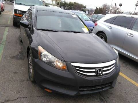 2012 Honda Accord for sale at Action Automotive Service LLC in Hudson NY