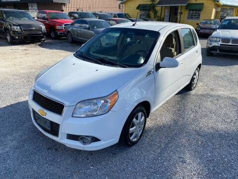 2011 Chevrolet Aveo for sale at Velocity Autos in Winter Park FL
