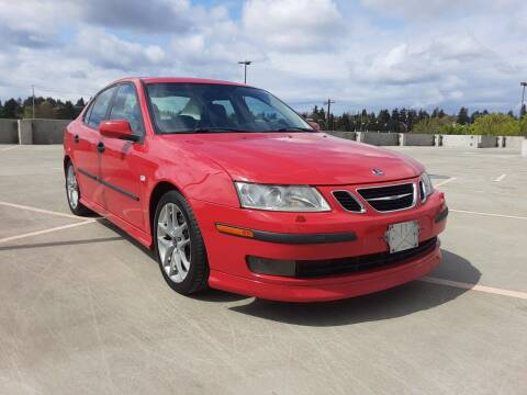 2004 Saab 9-3 for sale at METROPOLITAN MOTORS in Kirkland WA