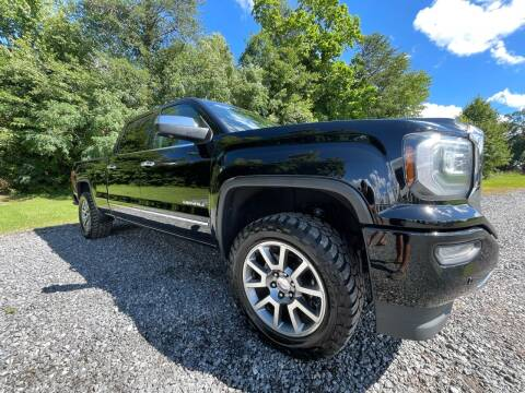2016 GMC Sierra 1500 for sale at Priority One Auto Sales in Stokesdale NC