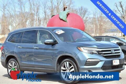 2016 Honda Pilot for sale at APPLE HONDA in Riverhead NY