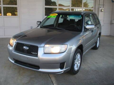 2008 Subaru Forester for sale at Select Cars & Trucks Inc in Hubbard OR