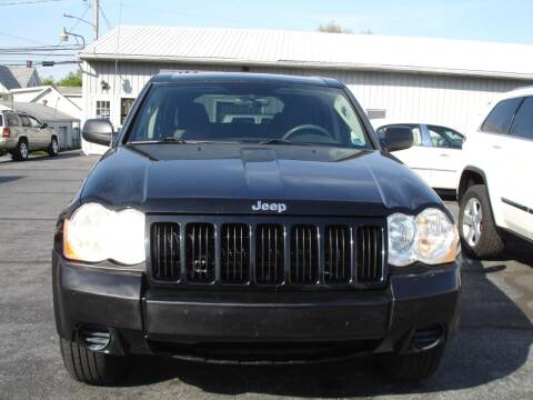 2008 Jeep Grand Cherokee for sale at Pete's Bridge Street Motors in New Cumberland PA