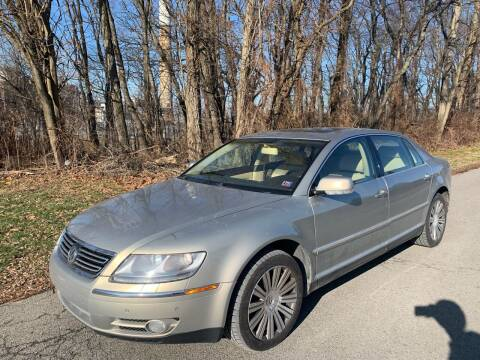 2005 Volkswagen Phaeton for sale at Trocci's Auto Sales in West Pittsburg PA