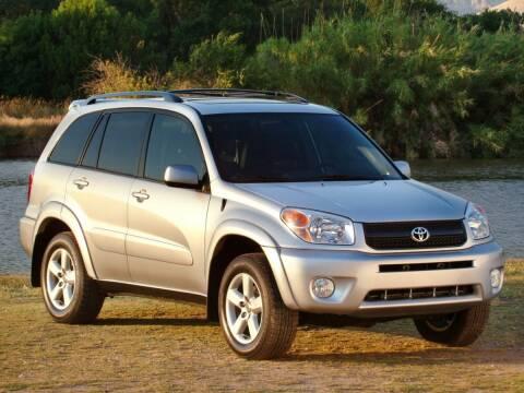 2004 Toyota RAV4 for sale at Sundance Chevrolet in Grand Ledge MI