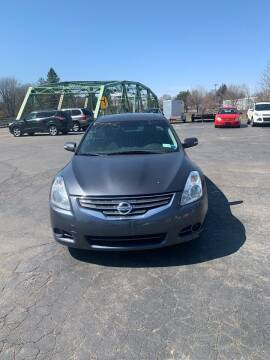 2011 Nissan Altima for sale at WXM Auto in Cortland NY