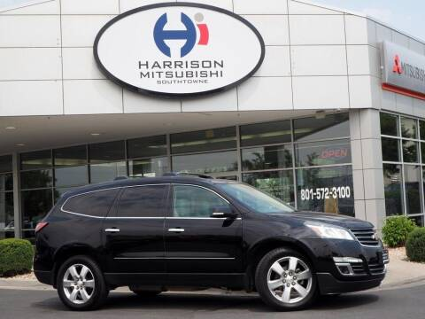 2016 Chevrolet Traverse for sale at Harrison Imports in Sandy UT