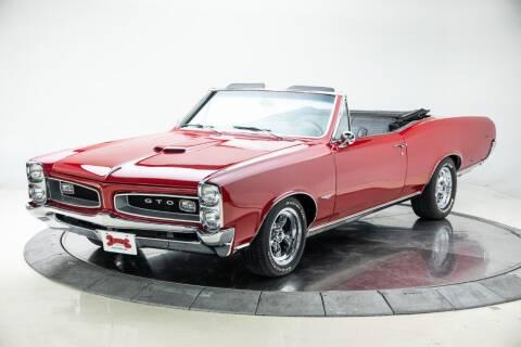 1966 Pontiac Le Mans for sale at Duffy's Classic Cars in Cedar Rapids IA
