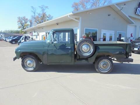 1965 International D1100 for sale at Milaca Motors in Milaca MN