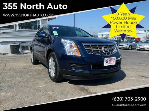 2011 Cadillac SRX for sale at 355 North Auto in Lombard IL