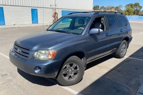 2005 Toyota Highlander for sale at Liberty Cars and Trucks in Phoenix AZ