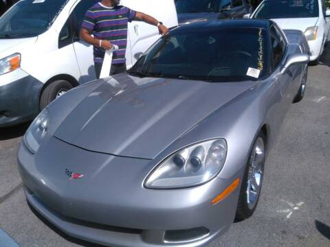 2005 Chevrolet Corvette for sale at Don Auto World in Houston TX
