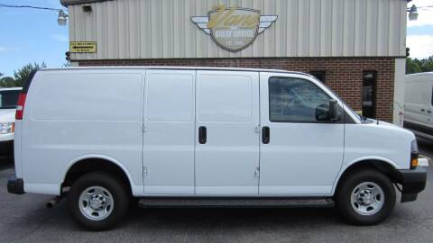 2019 Chevrolet Express Cargo for sale at Vans Of Great Bridge in Chesapeake VA