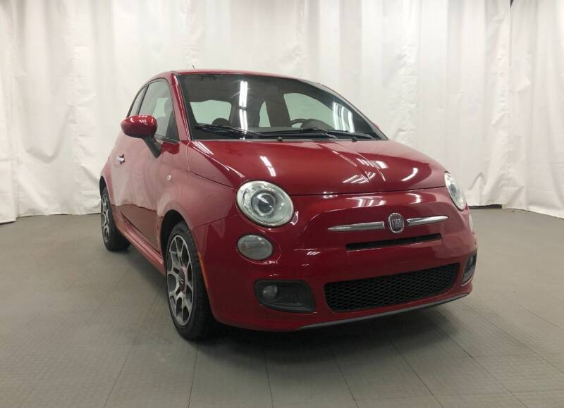 2012 FIAT 500 for sale at Direct Auto Sales in Philadelphia PA