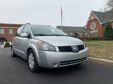2004 Nissan Quest for sale at Automax of Eden in Eden NC