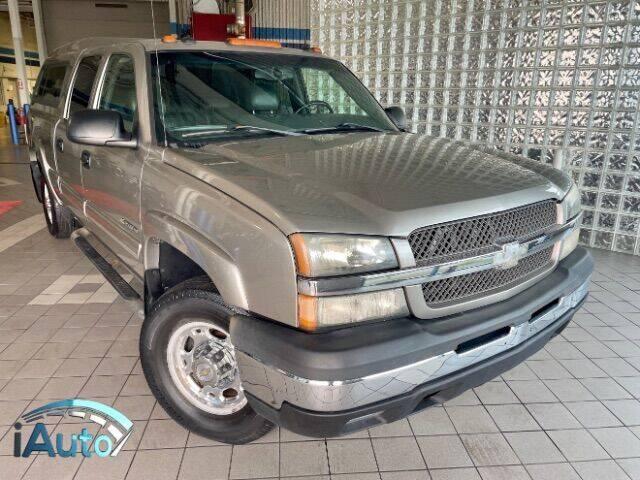 2003 Chevrolet Silverado 1500HD for sale at iAuto in Cincinnati OH