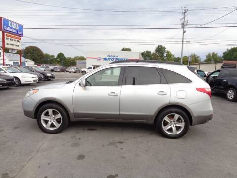 2007 Hyundai Veracruz for sale at Cars Unlimited Inc in Lebanon TN