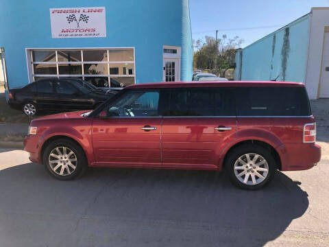 2012 Ford Flex for sale at Finish Line Motors in Tulsa OK