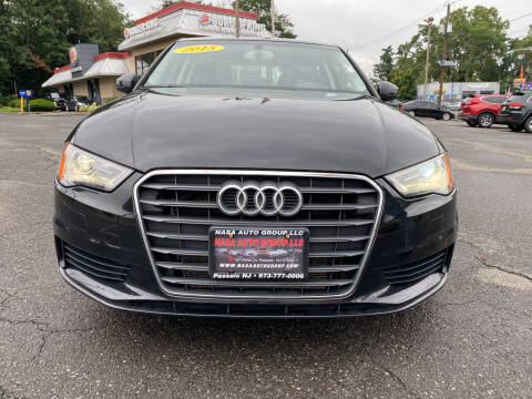 2015 Audi A3 for sale at Nasa Auto Group LLC in Passaic NJ