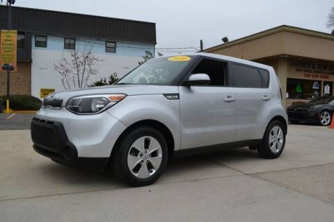 2016 Kia Soul for sale at Father and Son Auto Lynbrook in Lynbrook NY