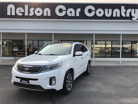 2014 Kia Sorento for sale at Nelson Car Country in Bixby OK