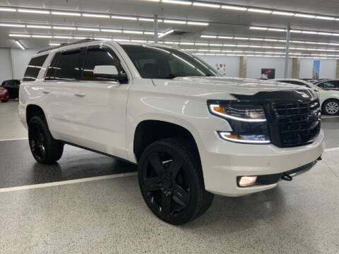 2017 Chevrolet Tahoe for sale at Dixie Motors in Fairfield OH