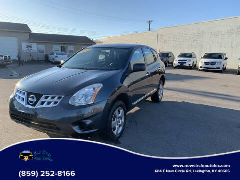 2013 Nissan Rogue for sale at New Circle Auto Sales LLC in Lexington KY