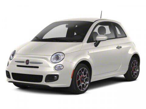 2013 FIAT 500 for sale at Mazda of North Miami in Miami FL