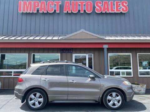 2008 Acura RDX for sale at Impact Auto Sales in Wenatchee WA