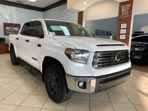 2021 Toyota Tundra for sale at Adams Auto Group Inc. in Charlotte NC