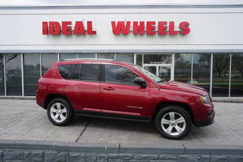 2016 Jeep Compass for sale at Ideal Wheels in Sioux City IA