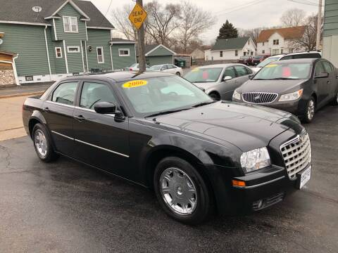 2006 Chrysler 300 for sale at SHEFFIELD MOTORS INC in Kenosha WI