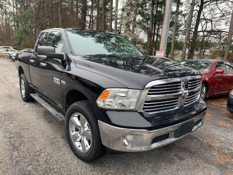 2014 RAM Ram Pickup 1500 for sale at Philip Motors Inc in Snellville GA