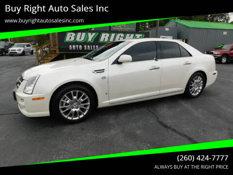 2009 Cadillac STS for sale at Buy Right Auto Sales Inc in Fort Wayne IN