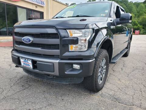 2015 Ford F-150 for sale at Auto Wholesalers Of Hooksett in Hooksett NH