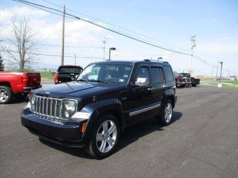 2011 Jeep Liberty for sale at FINAL DRIVE AUTO SALES INC in Shippensburg PA