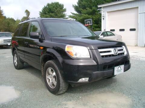 2006 Honda Pilot for sale at Castleton Motors LLC in Castleton VT