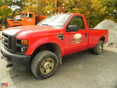 2008 Ford F-250 Super Duty for sale at GLOVECARS.COM LLC in Johnstown NY