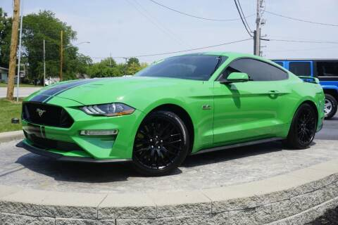2019 Ford Mustang for sale at Platinum Motors LLC in Heath OH