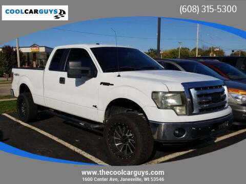 2012 Ford F-150 for sale at Cool Car Guys in Janesville WI