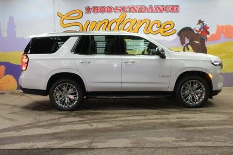 2021 Chevrolet Tahoe for sale at Sundance Chevrolet in Grand Ledge MI